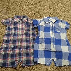 Toddler Boy 24M Rompers